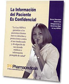 Publicaciones sobre HIPAA